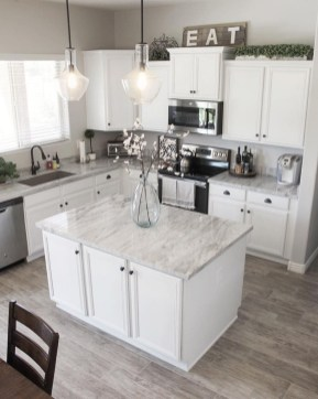 Unusual White Kitchen Design Ideas To Try 51