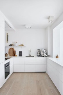 Unusual White Kitchen Design Ideas To Try 57