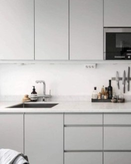 Unusual White Kitchen Design Ideas To Try 58