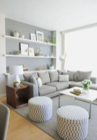 Attractive Small Living Room Decor Ideas With Perfect Lighting 45