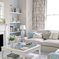 Attractive Small Living Room Decor Ideas With Perfect Lighting 47