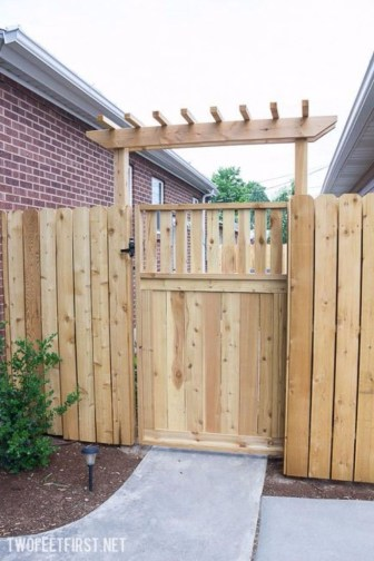Best Diy Fences And Gates Design Ideas To Showcase Your Yard 48