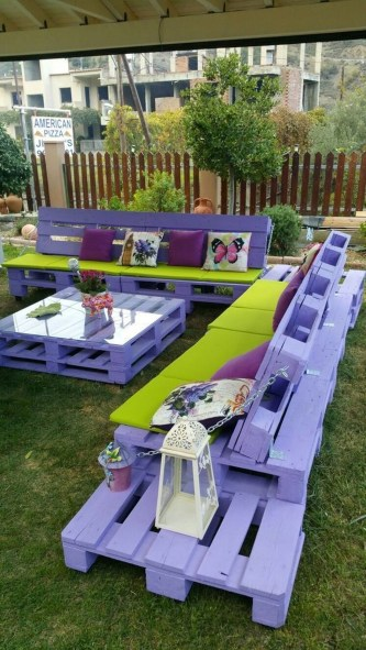 Casual Diy Pallet Furniture Ideas You Can Build By Yourself 44