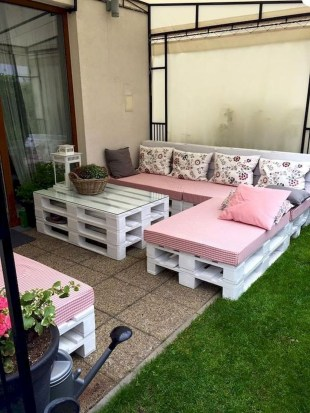 Casual Diy Pallet Furniture Ideas You Can Build By Yourself 50