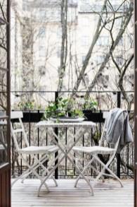 Casual Small Balcony Design Ideas For Spring This Season 02