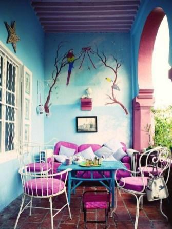 Casual Small Balcony Design Ideas For Spring This Season 08