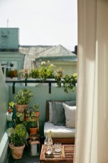 Casual Small Balcony Design Ideas For Spring This Season 34