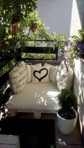 Casual Small Balcony Design Ideas For Spring This Season 47