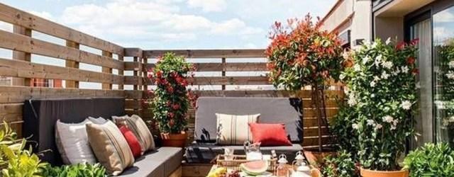 Casual Small Balcony Design Ideas For Spring This Season 48