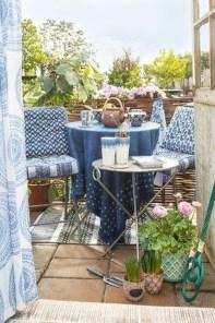 Casual Small Balcony Design Ideas For Spring This Season 50