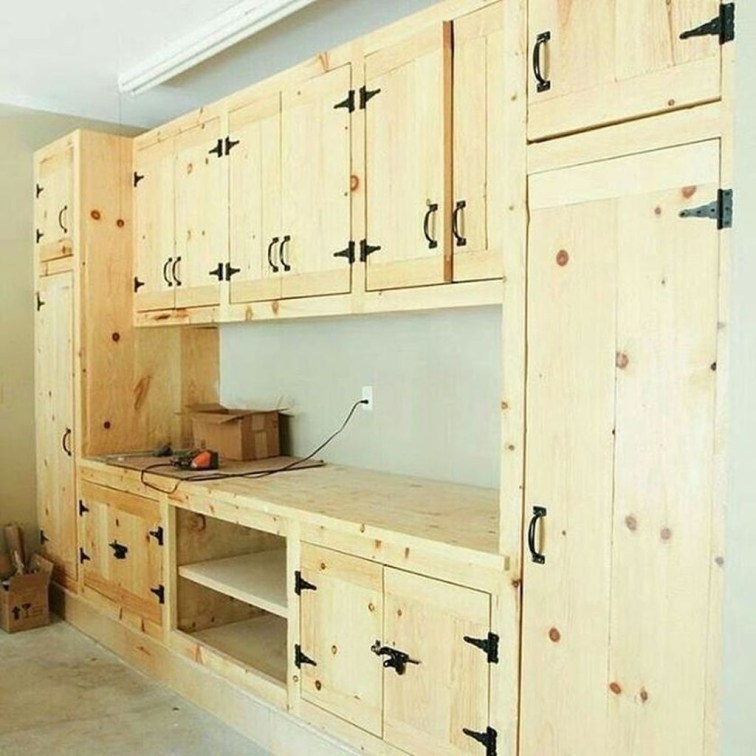 Chic Diy Projects Pallet Kitchen Design Ideas To Try 01