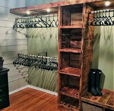 Chic Diy Projects Pallet Kitchen Design Ideas To Try 36