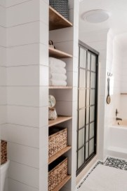 Chic Farmhouse Bathroom Desgn Ideas With Shower 11