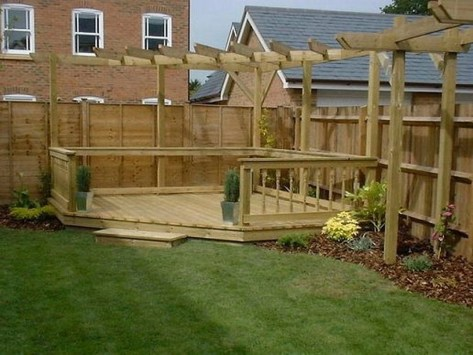 Classy Backyard Makeovers Ideas On A Budget To Try 23