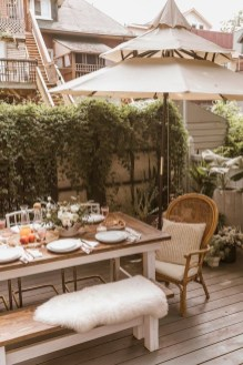 Classy Backyard Makeovers Ideas On A Budget To Try 31
