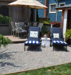 Classy Backyard Makeovers Ideas On A Budget To Try 47