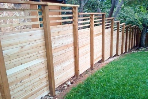 Dreamy Bamboo Fence Ideas For Small Houses To Try 04