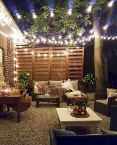 Elegant Backyard Patio Design Ideas For Your Garden 12