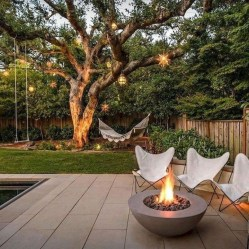 Elegant Backyard Patio Design Ideas For Your Garden 29
