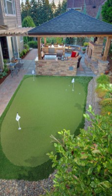 Elegant Backyard Patio Design Ideas For Your Garden 33