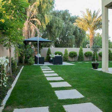 Elegant Backyard Patio Design Ideas For Your Garden 36