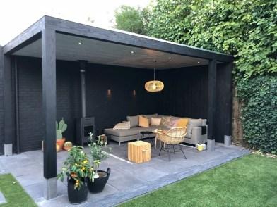 Elegant Backyard Patio Design Ideas For Your Garden 45