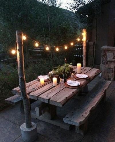 Elegant Backyard Patio Design Ideas For Your Garden 53