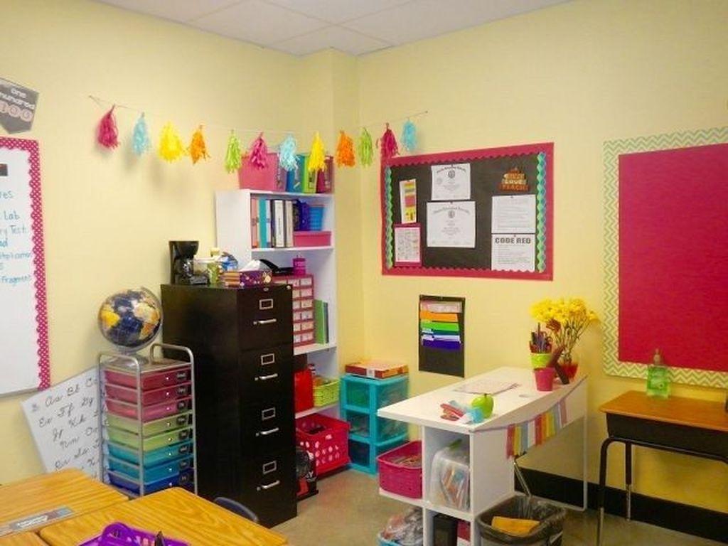 Elegant Classroom Design Ideas For Back To School 02