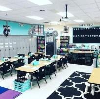 Elegant Classroom Design Ideas For Back To School 03