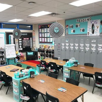 Elegant Classroom Design Ideas For Back To School 10
