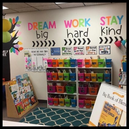 Elegant Classroom Design Ideas For Back To School 31