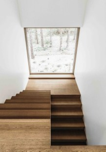 Gorgeous Wooden Staircase Design Ideas For Branching Out 02