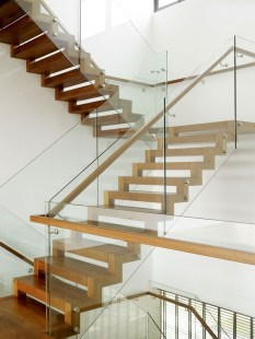 Gorgeous Wooden Staircase Design Ideas For Branching Out 03