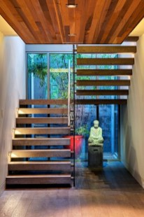 Gorgeous Wooden Staircase Design Ideas For Branching Out 04