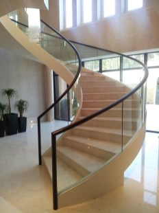 Gorgeous Wooden Staircase Design Ideas For Branching Out 05