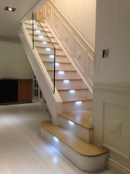 Gorgeous Wooden Staircase Design Ideas For Branching Out 12