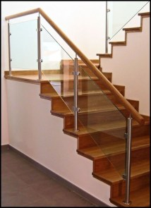 Gorgeous Wooden Staircase Design Ideas For Branching Out 19