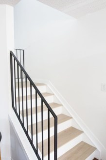 Gorgeous Wooden Staircase Design Ideas For Branching Out 40