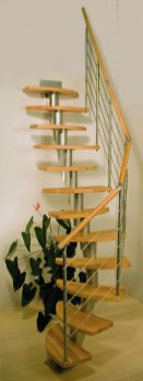 Gorgeous Wooden Staircase Design Ideas For Branching Out 46