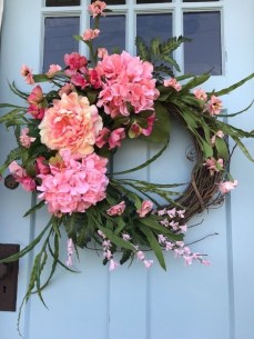 Hottest Summer Wreath Design And Remodel Ideas 03