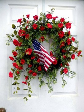 Hottest Summer Wreath Design And Remodel Ideas 52