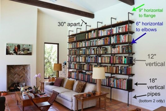 Latest Diy Bookshelf Design Ideas For Room 06