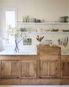 Latest Farmhouse Kitchen Décor Ideas On A Budget 05