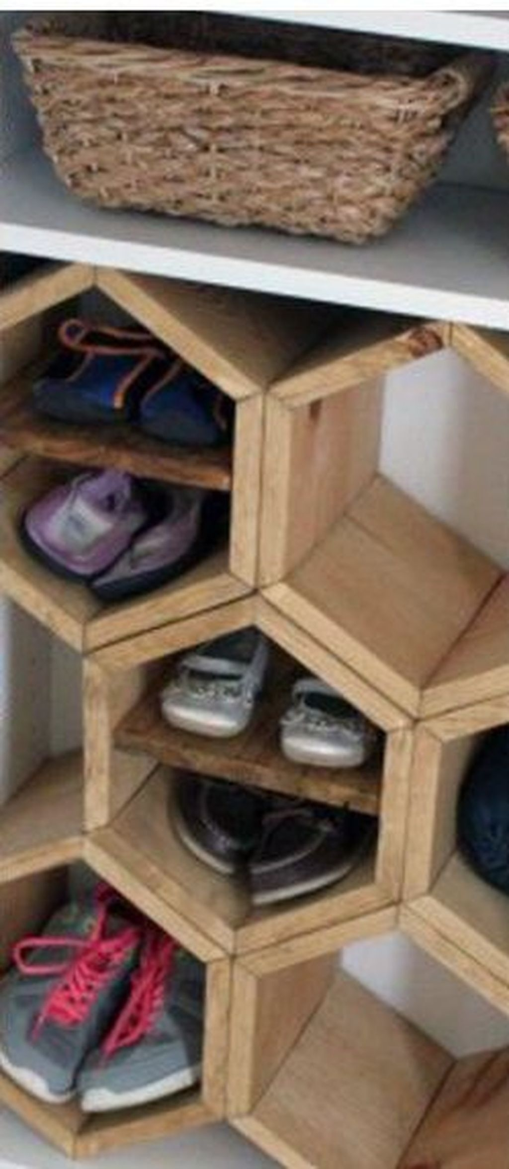 Latest Shoes Rack Design Ideas To Try 18