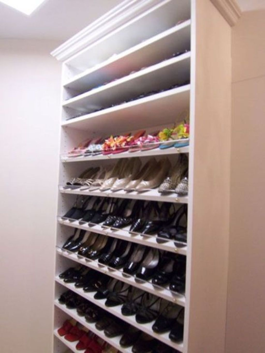 Latest Shoes Rack Design Ideas To Try 27