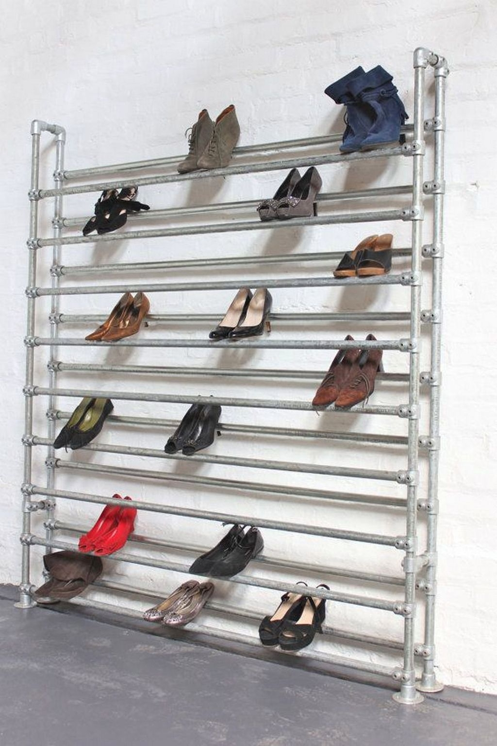 Latest Shoes Rack Design Ideas To Try 32