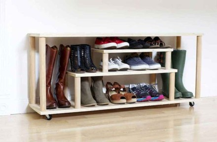 Latest Shoes Rack Design Ideas To Try 33