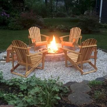 Newest Backyard Fire Pit Design Ideas That Looks Great 04