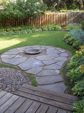 Newest Backyard Fire Pit Design Ideas That Looks Great 22