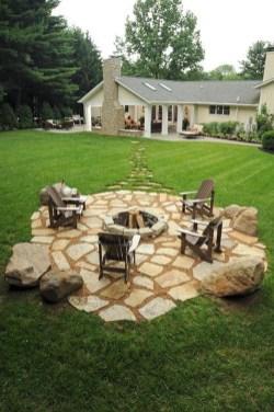 Newest Backyard Fire Pit Design Ideas That Looks Great 34